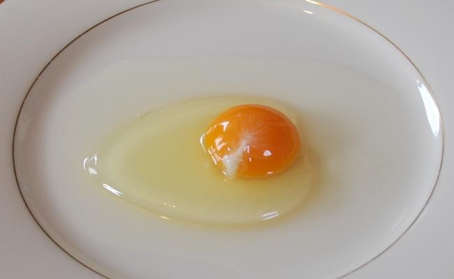 Egg White Massage