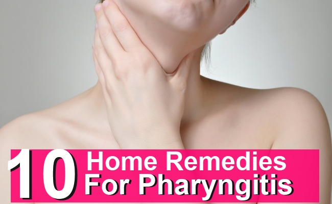 Home Remedies For Pharyngitis