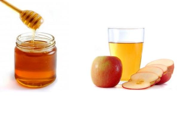 Honey Apple Cider Vinegar