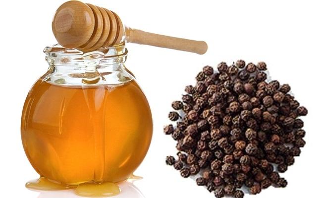 Honey Black Pepper