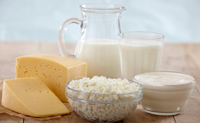 Milk, Yogurt, Cheeses