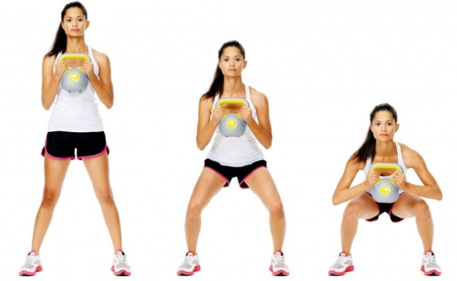 Squats - 6 Best Exercises To Decrease Butt And Thigh Size