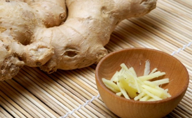 The Ginger Remedy