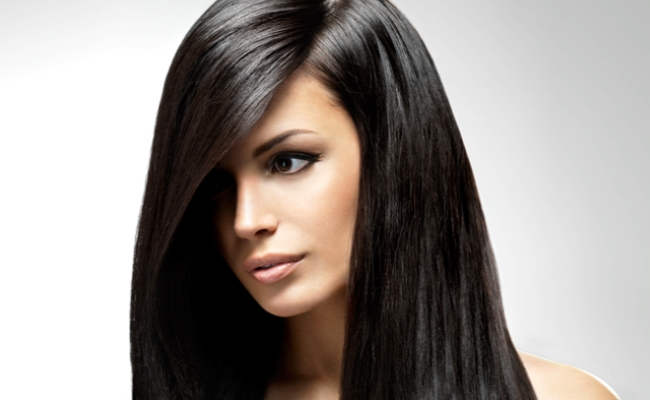 Gives a stunning and shiny look hair
