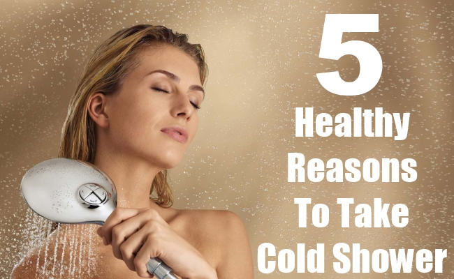 Healthy Reasons To Take Cold Shower