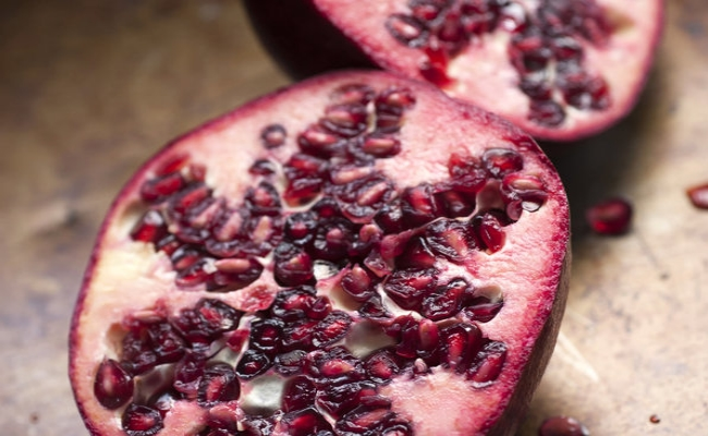 Roasted Pomegranate