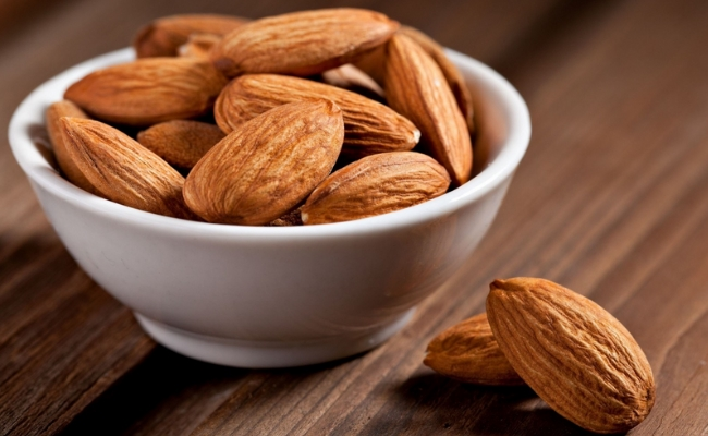 Almonds - 11 Home Remedies To Increase Sperm Count