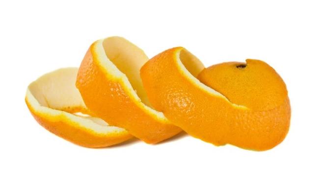 Orange Peel Paste