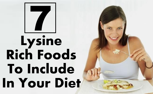 7 Best Lysine Rich Foods To Include In Your Diet   Morpheme