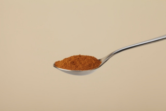 One spoonful of Cinnamon