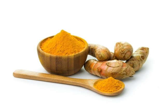 One spoonful of turmeric