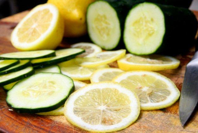 Cucumber And Lemon Mask
