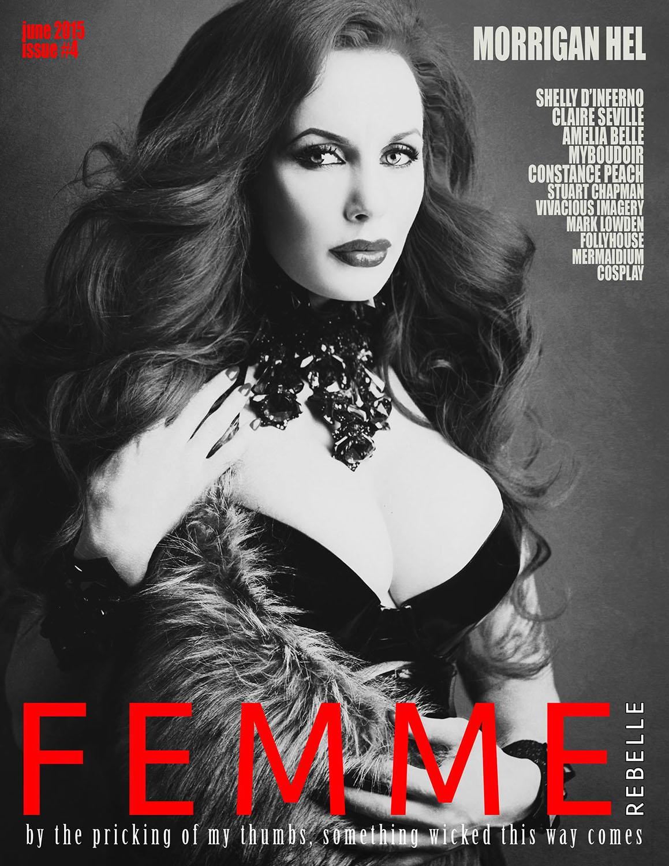 FemmeRebelle cover