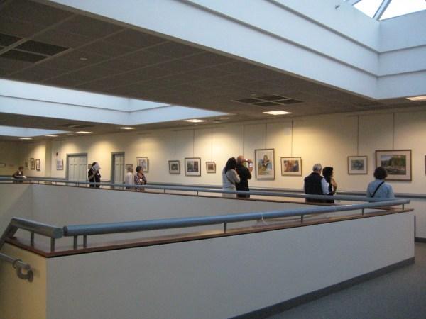 Atrium Morris Arts