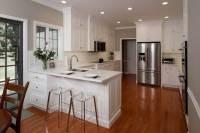 White Kitchen Cabinets in Stroudsburg, PA | Morris Black ...