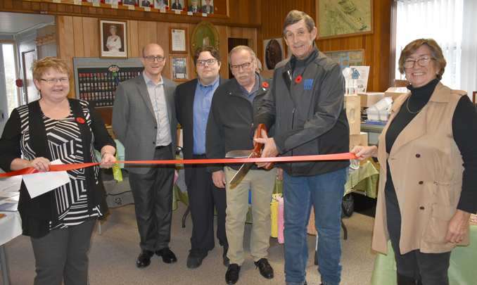 Iroquois hosts fall trade show - The Morrisburg Leader