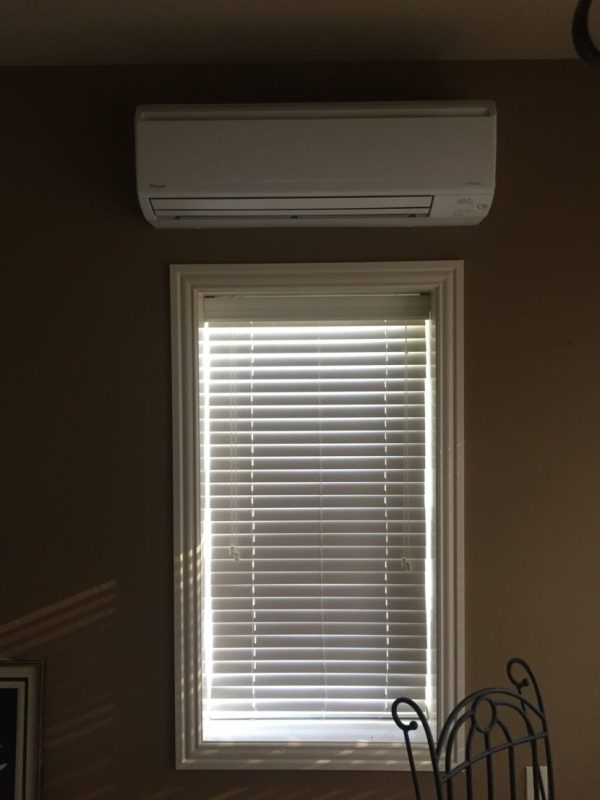 Daikin Ductless System Installation - Morris Heat And Air