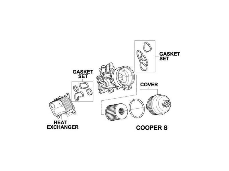 Mini Cooper Oem Parts Diagram