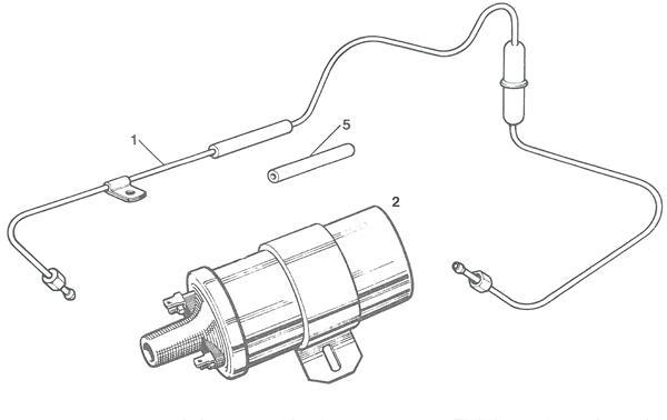 check vacuum from carburetor to distributor : Morris Minor