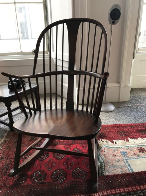 Ercol Chairmaker's Rocking Chair