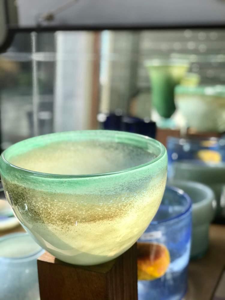 Scandinavian Art Glass