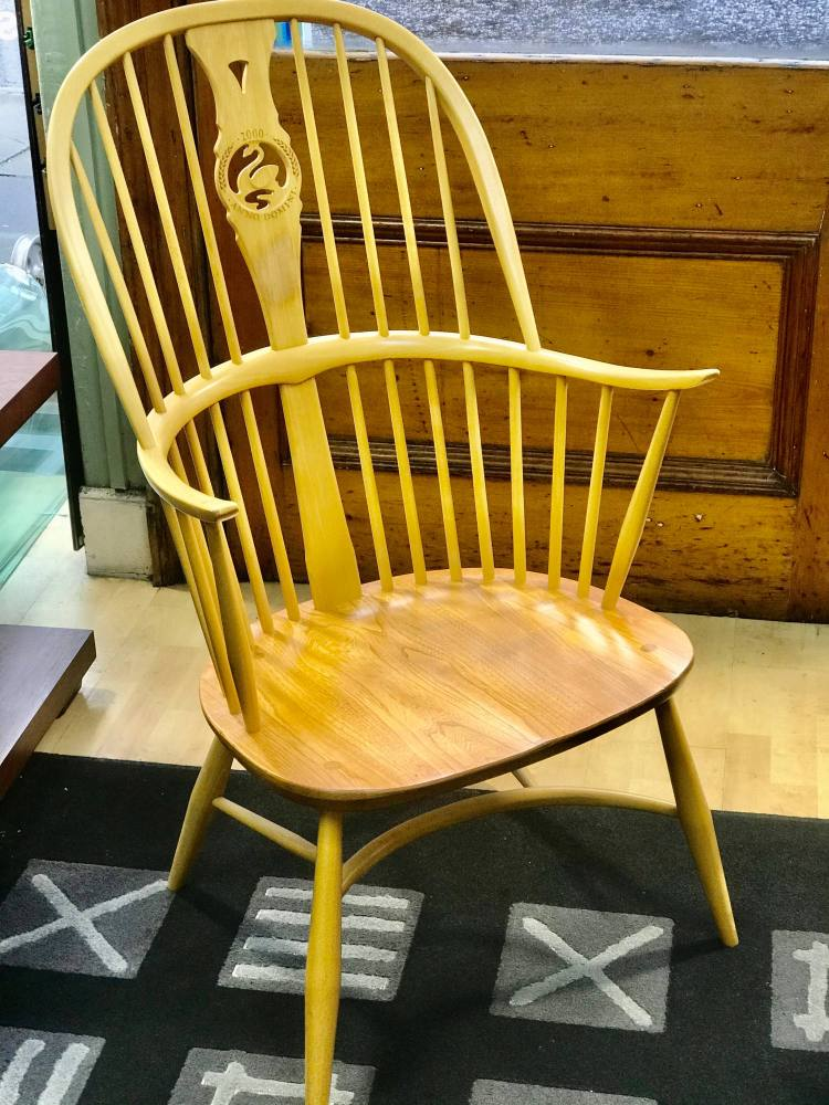 Ercol Chairmakers Millennium Chair