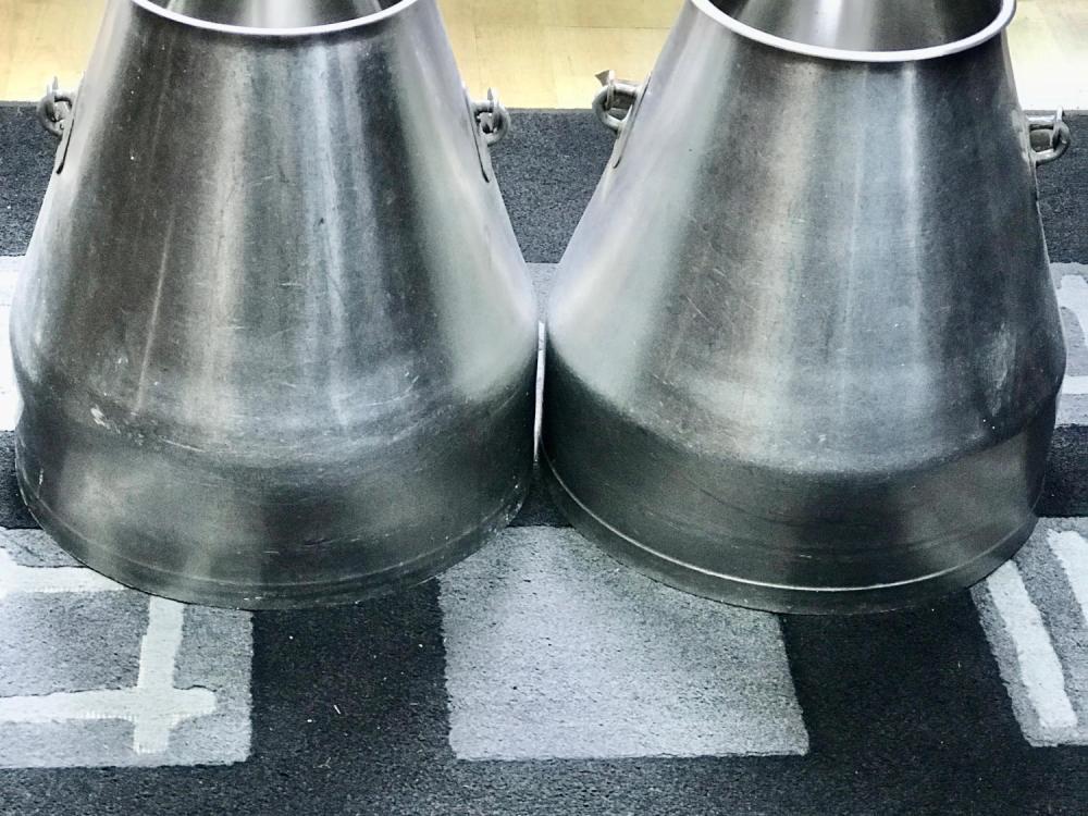 Stainless Stel Milk Urn