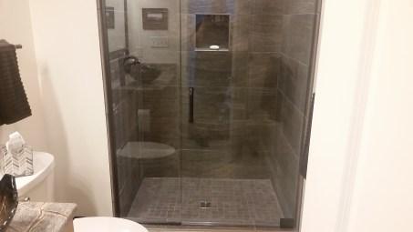 Residential Shower Tile