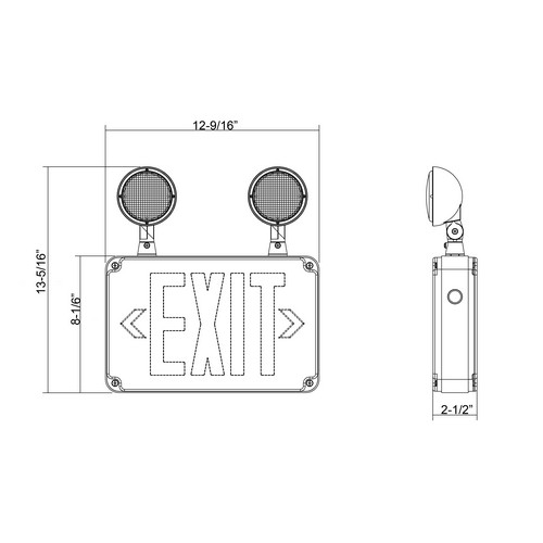 Exit Sign Wiring Diagram : 24 Wiring Diagram Images