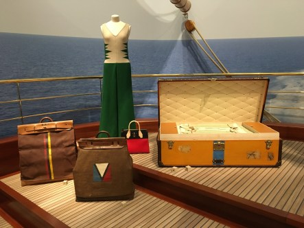 Bagages maritimes