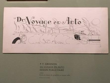 Du Voyage en Auto