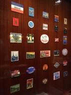 Souvenirs d'hotels européens