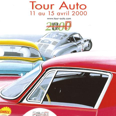 Tour Auto 2000
