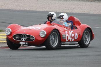 Barquette Maserati
