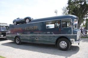Transporteur Ecurie Ecosse