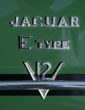 Jaguar Type E V12