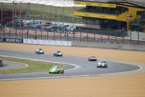 Porsche Classic Race Le Mans (1)