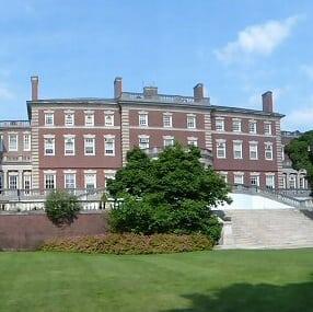 Florham mansion at FDU