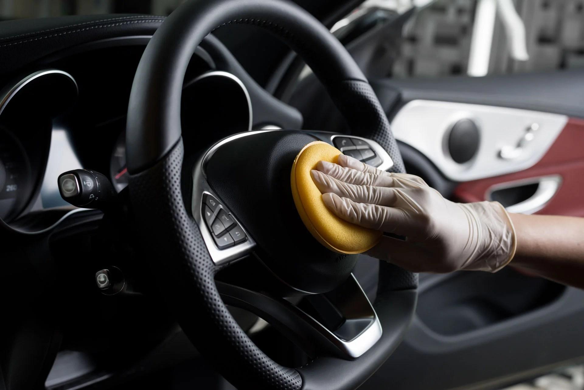 free car wash bmw