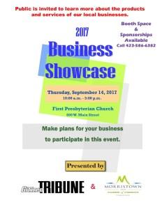 2017 Business Showcase