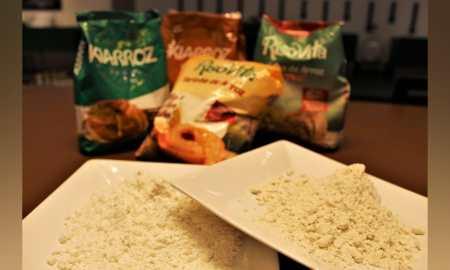 Por que substituir a farinha de trigo pela de arroz?