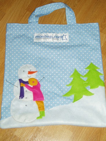 Snowman Bag!