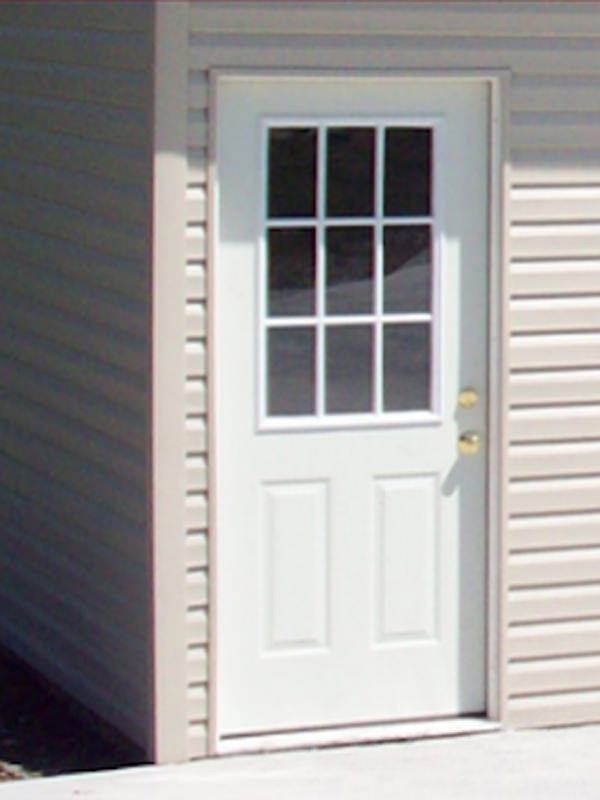 Exterior Doors  Wm B Morse Lumber Co