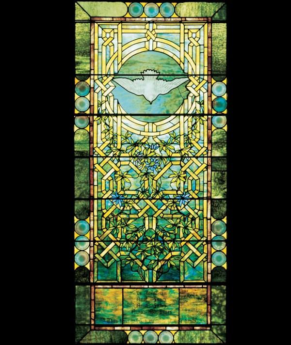 Louis Comfort Tiffany Morse Museum Orlando Florida