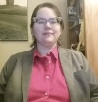 Stephanie on scrum master interview day
