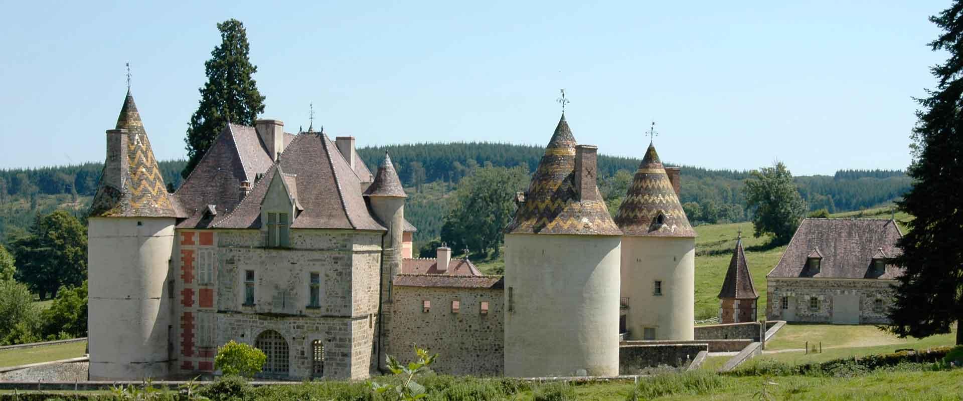 Bed And Breakfast Morvan Bourgogne Frankrijk BampB Mortaise