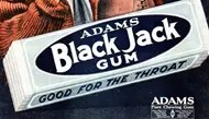 Original Black Jack gum