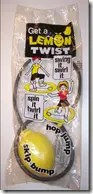 Lemon Twist Toy