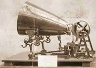 Leon Scott's Phonautograph Recording Device
