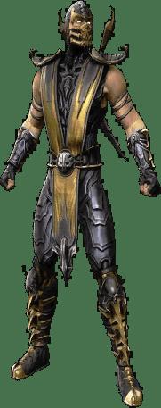 MKWarehouse Mortal Kombat Scorpion